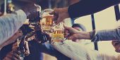 Craft Beer Booze Brew Alcohol Celebrate Refreshment poster