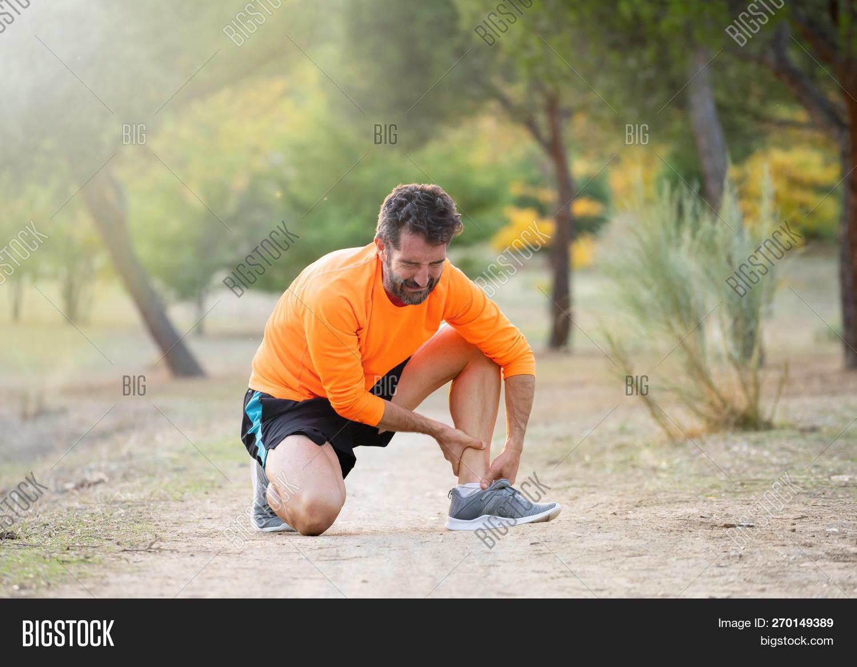 Jung Runner Man Image & Photo (Free Trial) | Bigstock
