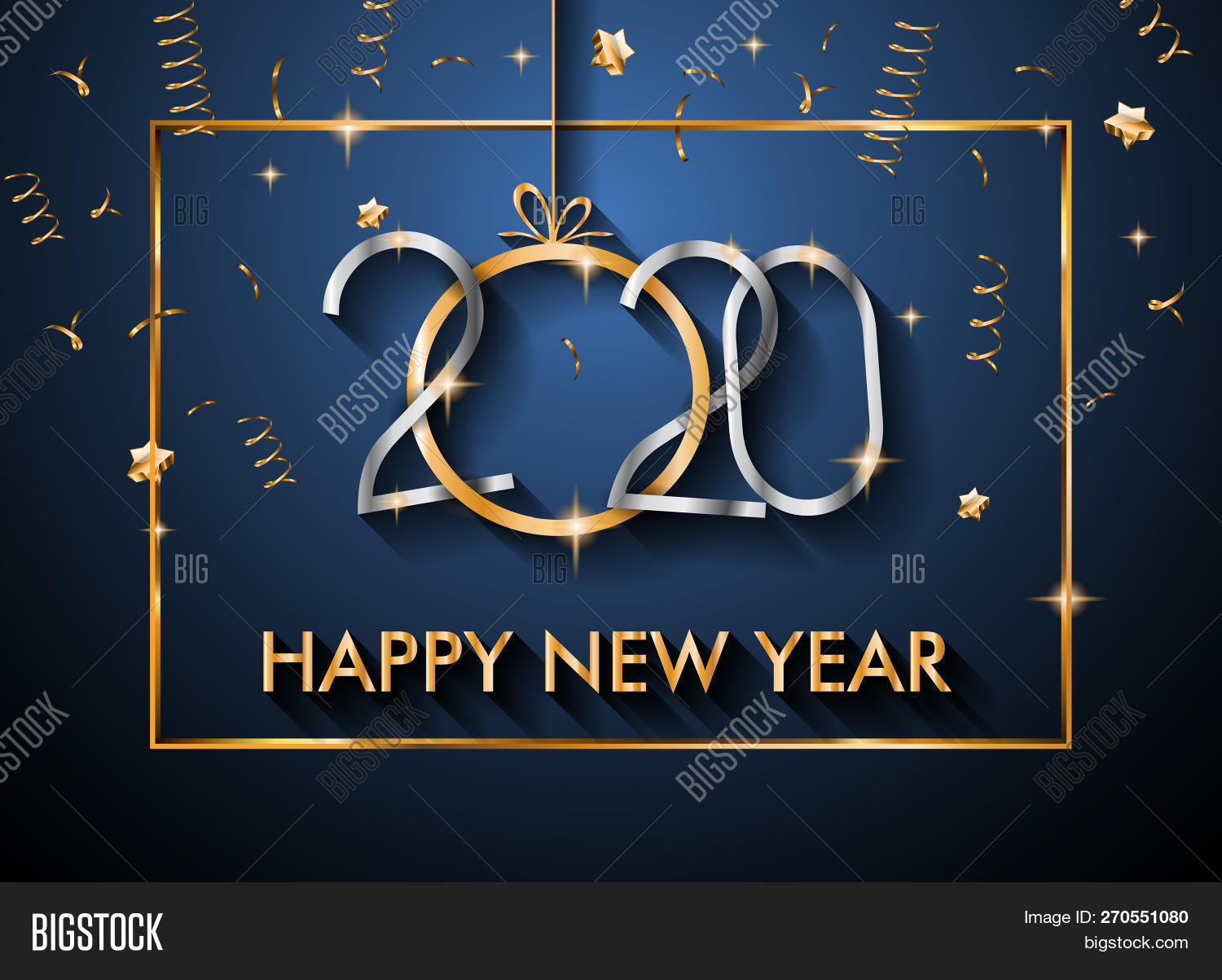 2020 Happy New Year Image & Photo (Free Trial) | Bigstock
