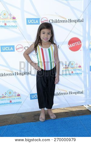 LOS ANGELES - NOV 18:  Julianna Gamiz at the UCLA Childrens Hospital