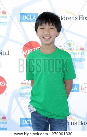 LOS ANGELES - NOV 18:  Ian Chen at the UCLA Childrens Hospital