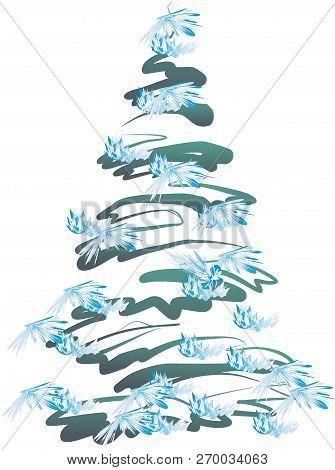 Arbolito de navidad refrescante para este 24 de diciebre poster