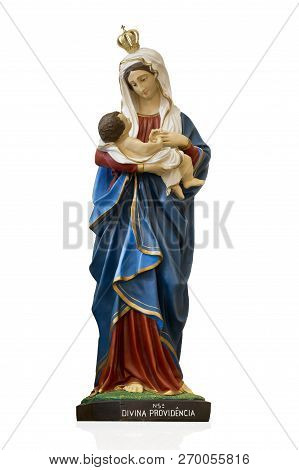 Our Lady Of Divina Providencia Statue
