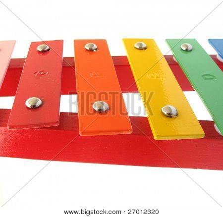 Xylophone metallophone for kids
