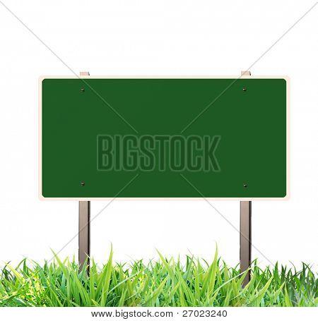 Verkehr grünes Zeichen