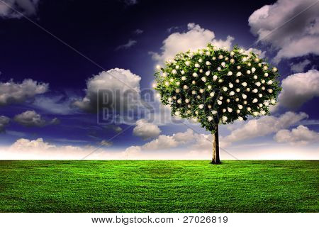 Tree of Thoughts