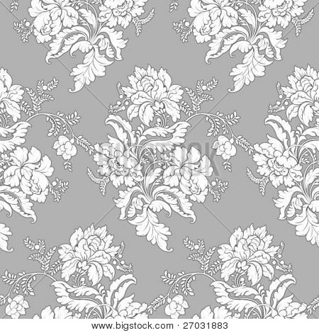 seamless ornate wallpaper