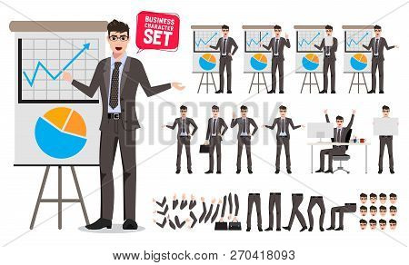 Business Man Vector & Photo (Free Trial) | Bigstock