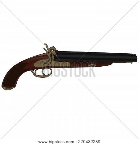 design howdah hunter pistol 50 classic weapon png poster