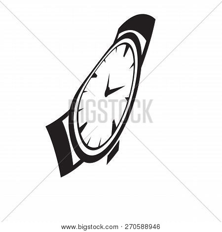 Meited Time, Organisation Of The Future Or Expiration Concept