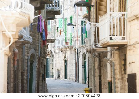 Molfetta, Apulia, Italy - Living Like The Citizens Of Molfetta In The Middle Ages