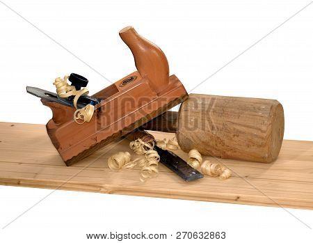 planer wood tool work handyman joiner carpenter craft construction poster