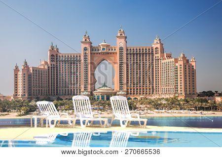Luxury Hotel In Dubai, United Arab Emirates