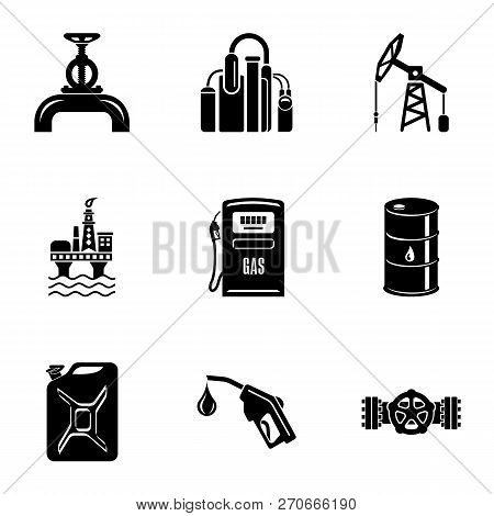 Conduit Icons Set. Simple Set Of 9 Conduit Vector Icons For Web Isolated On White Background