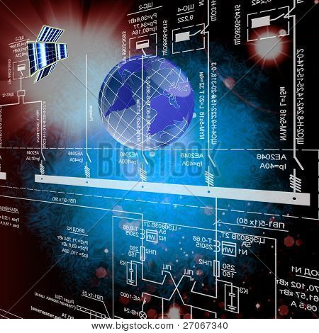 Designing Of Engineering Space Technologies
