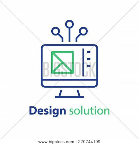 Design Solution, Prototyping Concept, Web Interface, Engineering And Development, Technical Assignme