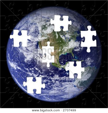 Earth Puzzle