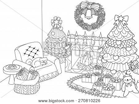 Coloring Book, Vector & Photo (Free Trial) | Bigstock