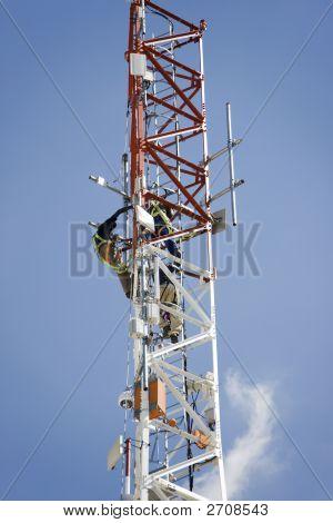 Repairing Antenna