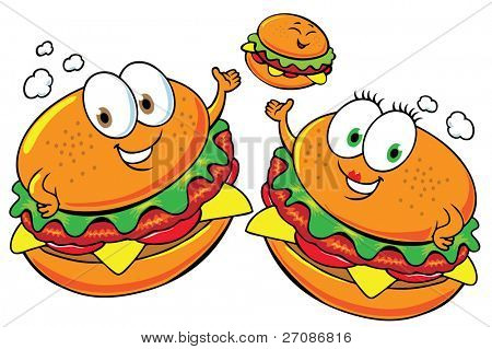 Hamburger family