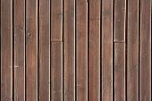 background made of wooden pattern texture with vertical stripes poster