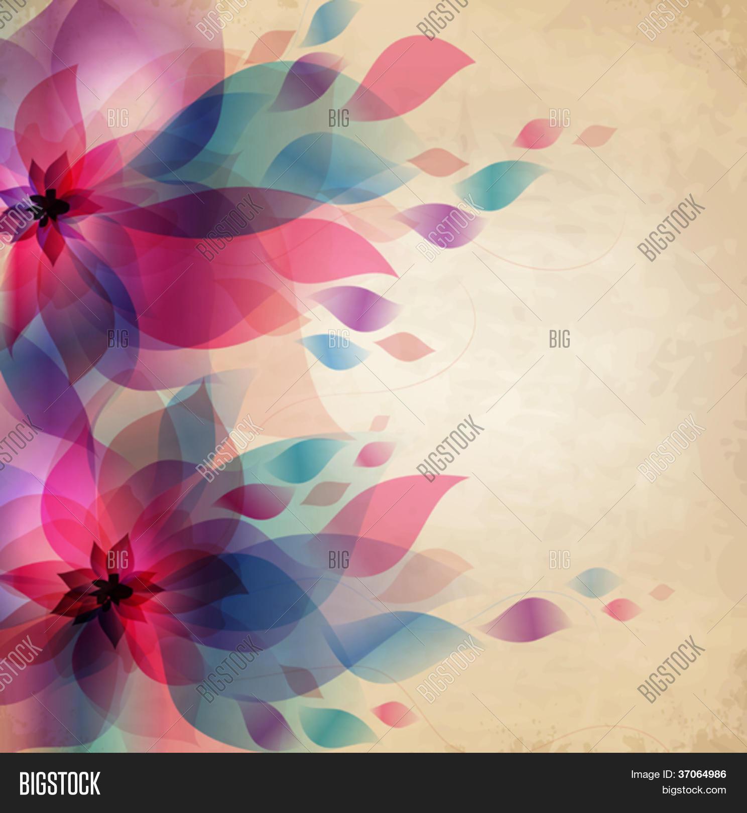 Abstracte Vector En Foto Gratis Proefversie Bigstock