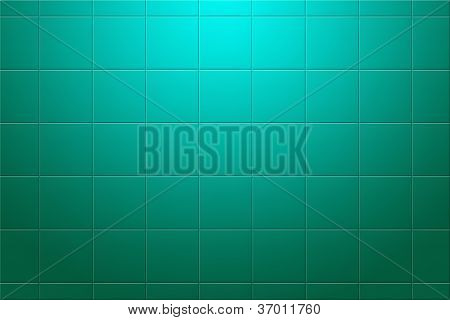 Light Teal Tiles