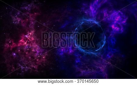 Space Traveling, Background For Dreaming, Planets, Galaxy, Universe, Starry Night Sky, Milky Way Gal