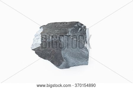 Iron Ore, Mined In The Chinese City Of Lianyungang. Ore Used In Construction And Heavy Industry.