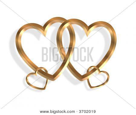Love Hearts Family Image Photo Free Trial Bigstock