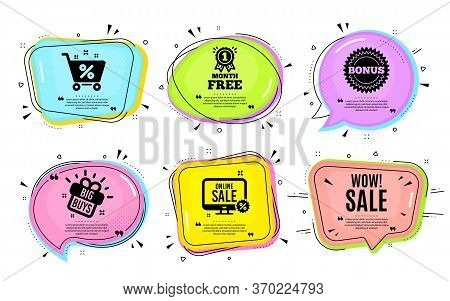 Wow Sale. Big Buys, Online Shopping. Special Offer Price Sign. Advertising Discounts Symbol. Quotati