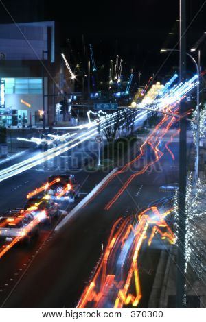 Blue Boulevard