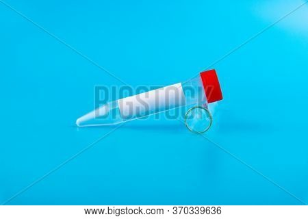 Empty Vacuum Blood Collection Tube - Red Tube - Clotted Blood Tube For Medical Laboratory