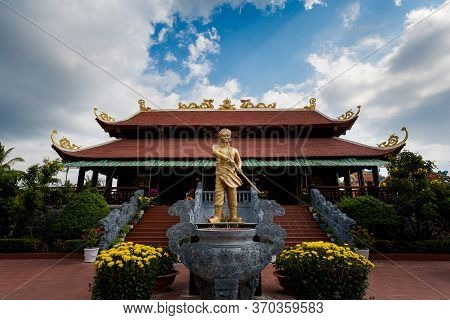 Nguyen Trung Truc Temple Phu Quoc