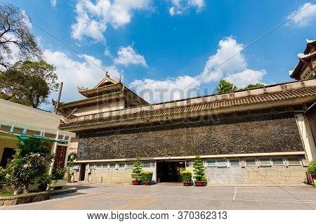 Vietnam History Museum In Ho Chi Minh
