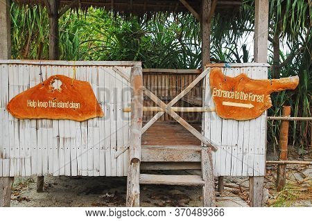Camiguin, Ph - Feb 4 - Mantigue Island Nature Park Shed On February 4, 2013 In Camiguin, Philippines