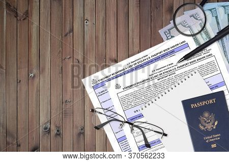 Department Of State Form Ds64 Statement Regarding A Lost Or Stolen Us Passport Book And Or Card Lies