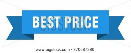 Best Price Ribbon. Best Price Isolated Sign. Best Price Banner