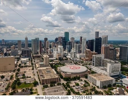 May 30, 2020 - Houston, Texas, USA: Houston is the most populous city in the U.S. state of Texas, fourth most populous city in the United States.