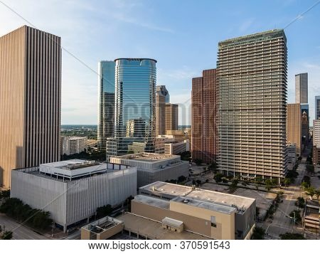 May 26, 2020 - Houston, Texas, USA: Houston is the most populous city in the U.S. state of Texas, fourth most populous city in the United States.