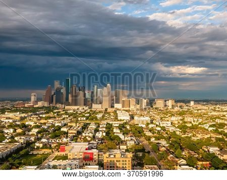 May 28, 2020 - Houston, Texas, USA: Houston is the most populous city in the U.S. state of Texas, fourth most populous city in the United States.