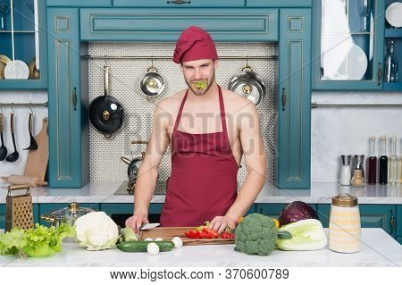 Cooking Healthy And Tasty Food. Easy Recipes. Vegetarian Taste Better. Cooking Flavors Of Nature. Be
