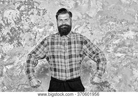 Taking Care Of Facial Hair. Hair Care. Best Beard Design Shape Facial Hair. Bearded Hipster Brutal G