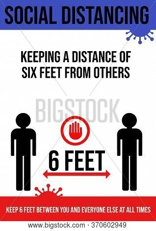 Social Distancing Keeping A Distance Of Six Feet From Others One Of The Most Effective Ways To Reduc