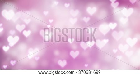 Annotation. Abstract Background, With Hearts, Fine Art, Background, Birthday Background, Spot, Blurr