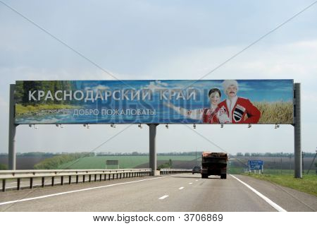 Welcome To The Krasnodar Region