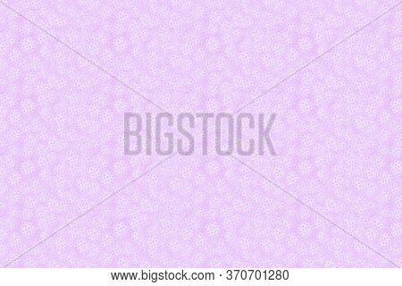 Seamless Light Pink Violet Patchy Spotted Abstract Background