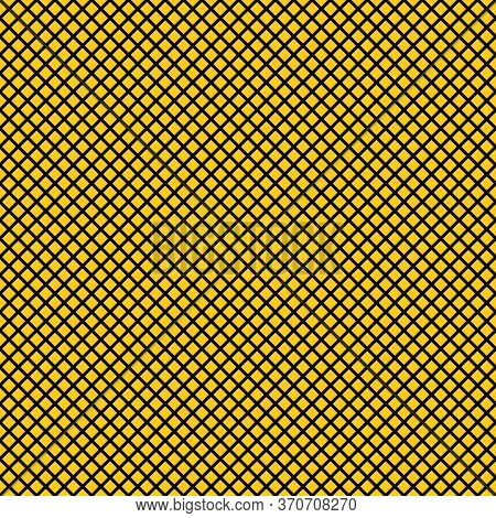 Tile Yellow And Black Vector Pattern Or Seamless Background Wallpaper