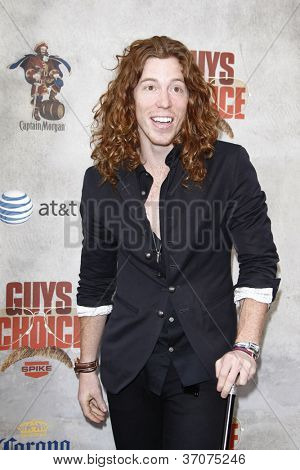 LOS ANGELES - JUN 5: Shaun White at Spike TV's 4th Annual