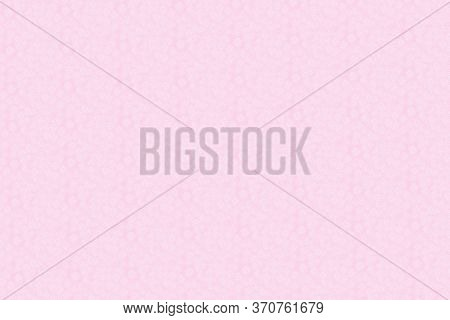 Pale Pink Patchy Spotted Abstract Horizontal Background